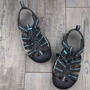 Keen women's sandal shoe